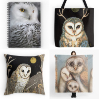 Owl Stuff from Redbubble
