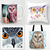 Owl Stuff from Society6