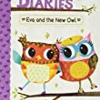 Eva and the New Owl: A Branches Book (Owl Diaries #4)