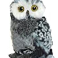 Aurora World Barney the Great Horned Owl 9""
