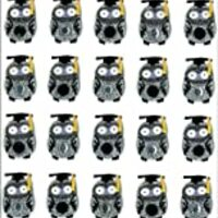 Jolee's Boutique Dimensional Stickers, Graduation Owl