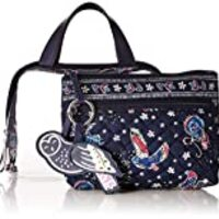 Vera Bradley Women's Tech Accessories Gift Set Holiday Owls One Size